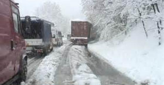 Каква е моменталната состојба на патиштата низ Македонија