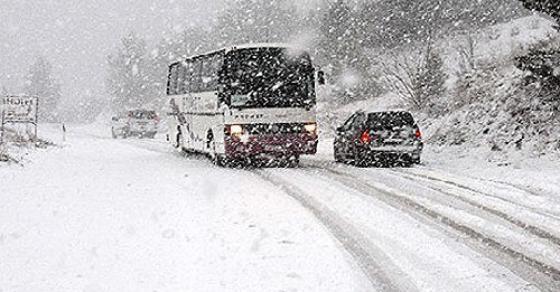 Укината забраната за тешки товарни возила на Стража   забранет е сообраќајот на друг патен правец