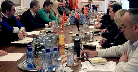 ИК на ВМРО ДПМНЕ  Граѓаните го поразија СДСМ   време е за политичка стабилизација