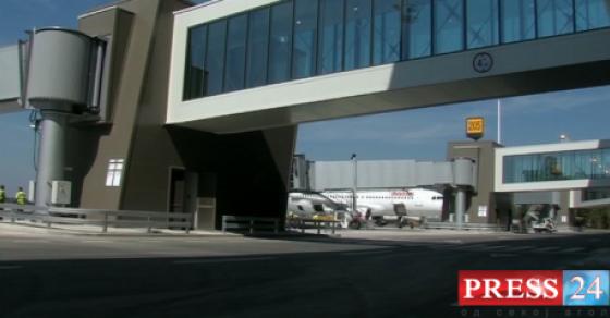 Расте бројот на патници на македонските аеродроми   еве кога имало најголем  бум