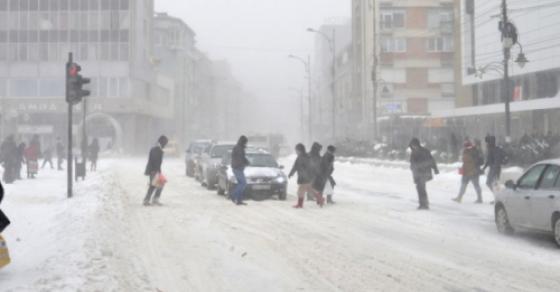 Ледено време  Еве до кога се предвидуваат минусните температури