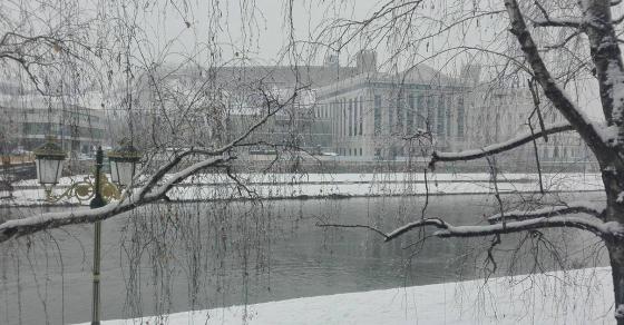 Нов снежен бран во Македонија   еве каде вее снег