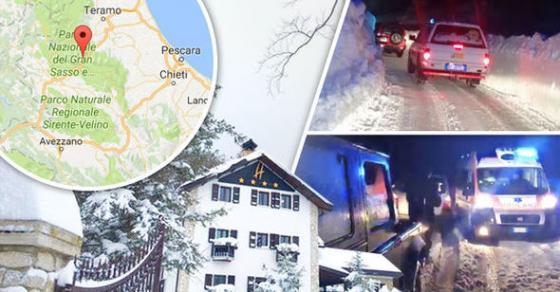 Страшна исповед на преживеан од хотелот во Италија  Жената и децата ми се уште затрупани под снегот