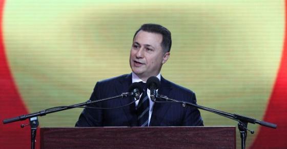 Груевски  Ако народот не биде доволно активен и доволно упорен  Република Македонија нема да е Република Македонија