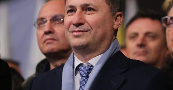 Отворена понуда од Груевски до Заев  Суди го раководството  ВМРО ќе ти ја поддржи Владата  само откажи се од албанската платформа