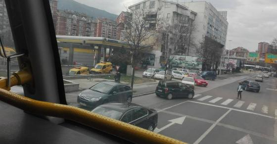 АМСМ препорачува внимателно возење на овие патишта