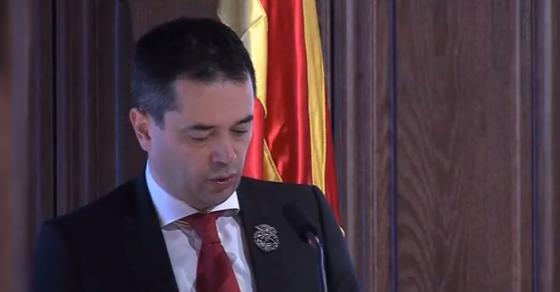 Петровски целосно го отфрли обвинението од Пировска   Спасовски не се појави пред ОЈО за финансирањето на кампањата