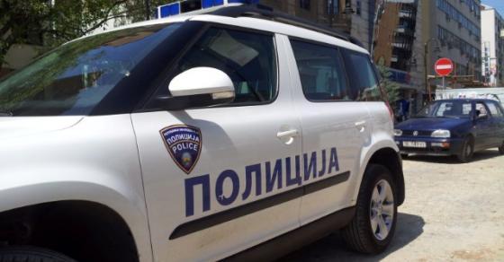 Тетово  Молотов коктел фрлен во познато кафуле