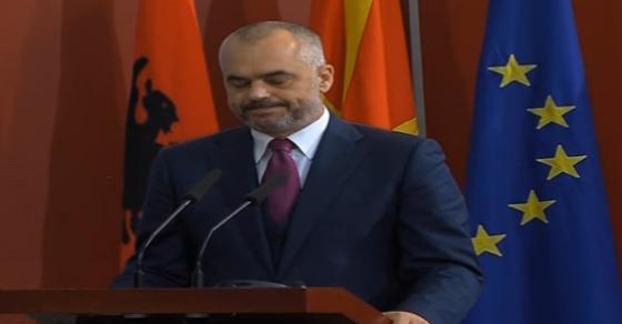 СИТЕЛ  Остри реакции на изјавата на Рама во која не исклучува обединување на Косово со Албанија