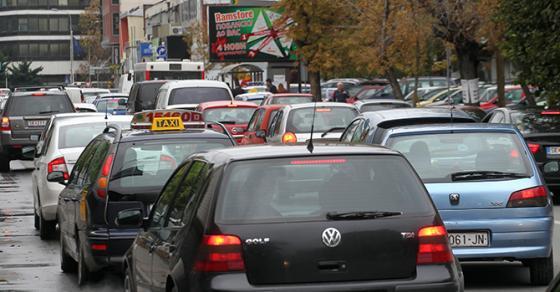 Сообраќајот утре ќе се поремети   еве каде нема да се вози