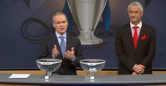 Извлечени паровите за полуфиналето на Лигата на шампионите