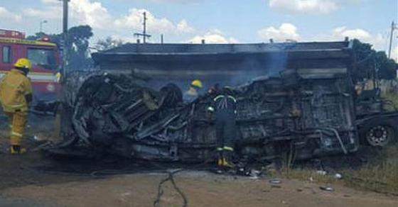 Голема трагедија  тешка сообраќајка во која загинаа 20 деца