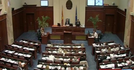 Реплики  контрареплики и процедурални забелешки   продолжи конститутивната седница