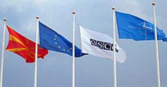 ЕУ ОБСЕ НАТО и САД  Напад на државна институција која е во срцето на демократијата е напад врз демократијата