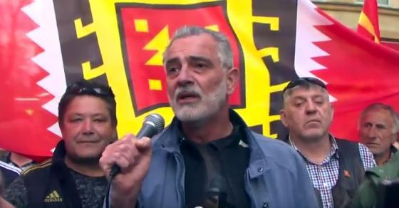 За заедничка Македонија   Ако не сме заедно ќе нè нема  ќе ја нема ни Македонија