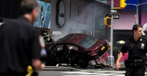 Откриен идентитетот на возачот кој влета во толпа пешаци на улица