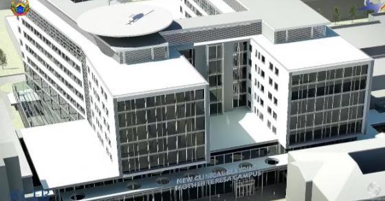 Клиничкиот Центар во ново руво   еве како ќе изгледа