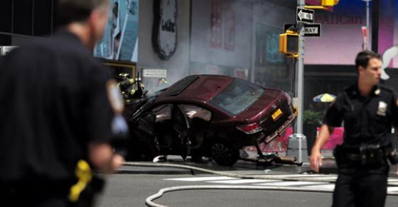 Возачот кој вчера прегази пешаци на  Тајмс сквер  обвинет за убиство