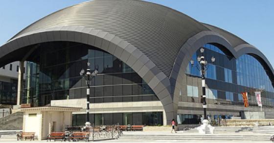 Новиот објект на Македонската филхармонија ги крева завесите во недела