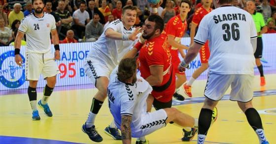 Нов нокаут за Чешка  Македонија се пласираше на Европско првенство