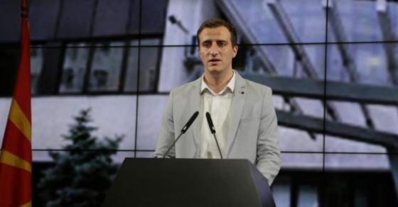 ВМРО ДПМНЕ  СДС брутално го партизира МВР  професионалците во полицијата да не подлегнуваат на политичките притисоци