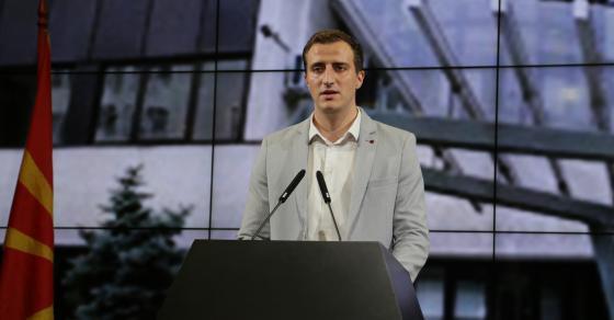 Павлоски  Спасовски без никаков аргумент отпочна партиска чистка