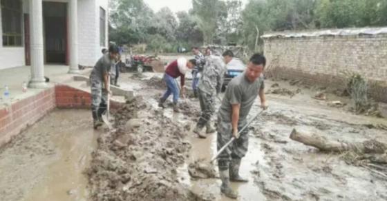 Жртви и исчезнати  поплави и во Кина