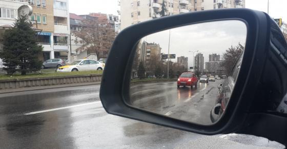 Сообраќајка направи прекин во сообраќајот   еве каде не се вози