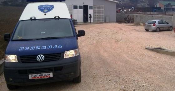 Жена уапсена на Граничниот Ќафасан