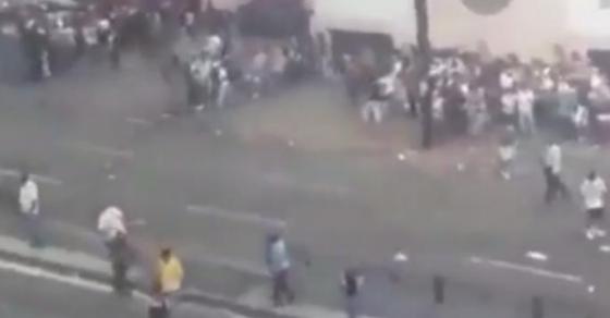 Масакр во Венецуела на гласање   пукано на гласачите  има повредени