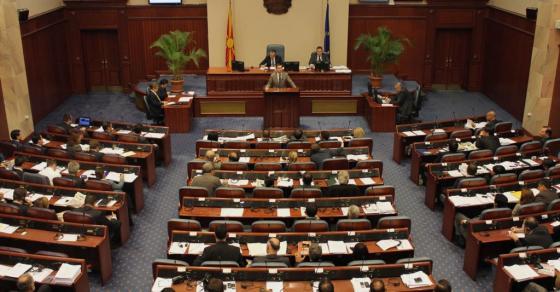 Димовски  Наместо Јавниот обвинител на СДСМ приоритет им се годишните одмори   едвај 20 нивни пратеници во собраниската сала