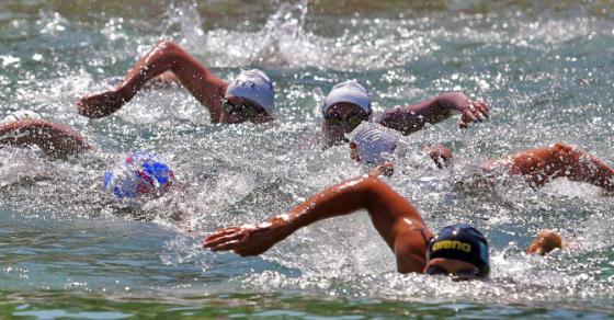 Десеткилометарски олимписки маратон првпат на Охридското Езеро