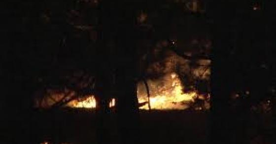 Алармантна состојбата со пожарот кај манастирот Трескавец