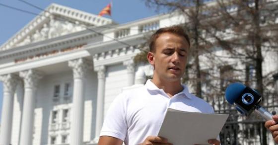 Стојаноски  Башановиќ е човек со сомнително минато и дебело криминално досие