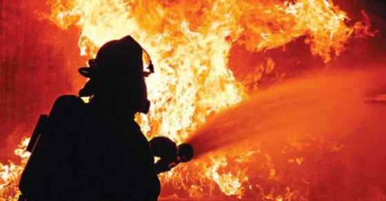 Изгоре куќа  две плевни и шума во Крива Паланка