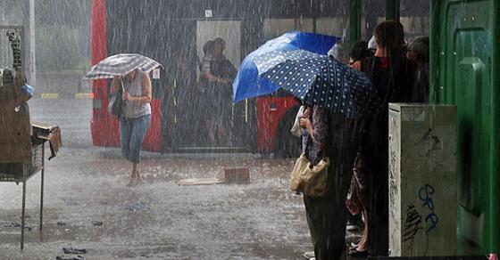Македонија ќе ја зафати циклон   денеска пристигнуваат заладувањето и дождовите