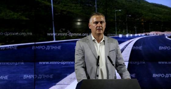 Трпески  Единствена причина што граѓаните на Македонија не се возат по новиот автопат е неспособноста на Владата на СДС