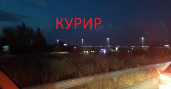 Тешка сообраќајка кај Гостивар  неофицијално полицијата не може да изврши увид