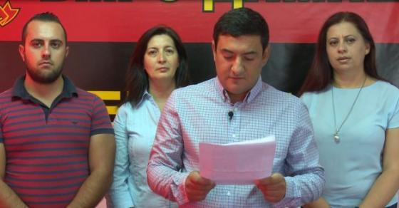 Манчев  Советниците на СДС во Советот на општина Неготино се грижат за бегалците и мигрантите повеќе отколку за своите граѓани