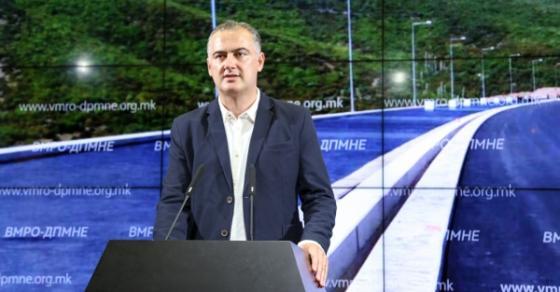 Трпески  Автопатот Кичево   Охрид е жртва на неодговорноста и некадарноста на СДС