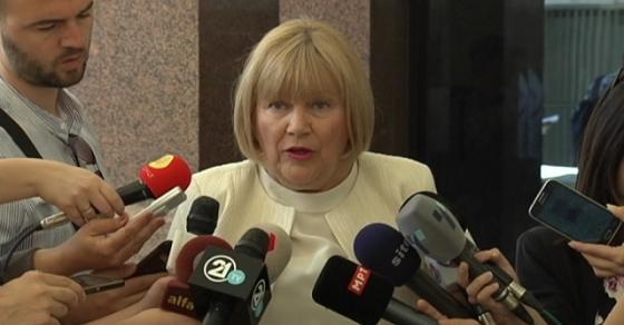 Лилјана Спасовска вршител на функцијата јавен обвинител по разрешувањето на Зврлевски