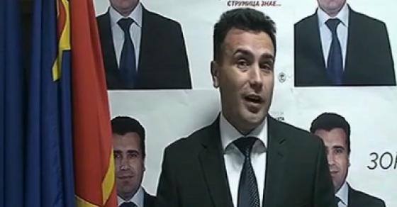 Заев го осуди терористичкиот напад во Барселона