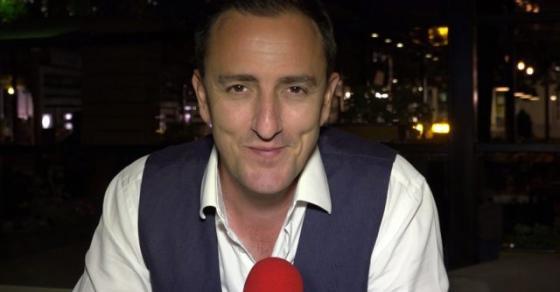 Сергеј Четковиќ со видео порака по настапот во Скопје