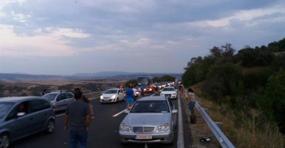 Почина патник од автобусот кој се преврте кај Велес