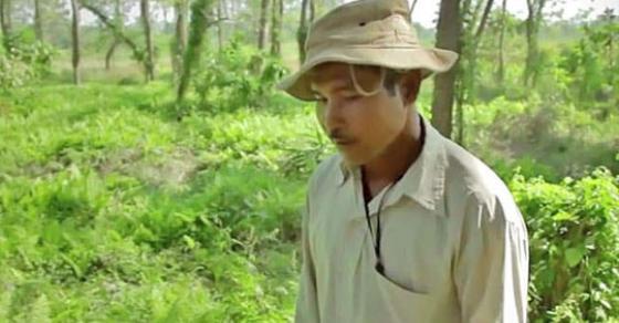 Садел по едно дрво на ден и за 37 години од пустелија направил тропски рај