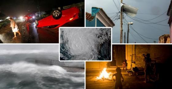 Ураганот Ирма собори рекорди  Неколку факти за најсилниот ураган во САД