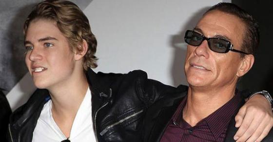 Синот на познатиот актер уапсен под дејство на дрога