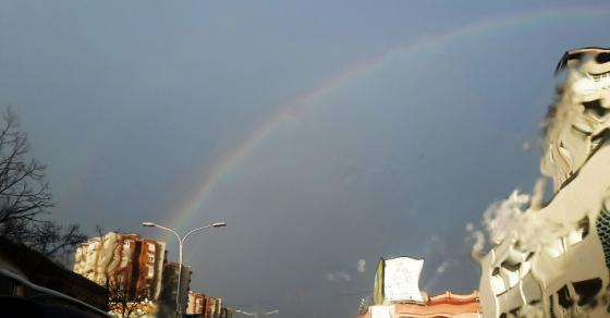 Попладнево не излегувајте   повторно дожд во Македонија