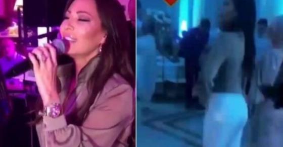 Цеца запеа и замеша на свадбата на ќерката на Владан  нејзината прва љубов
