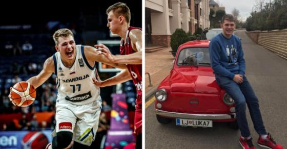 Словенскиот Супермен  Вози Фичо  го носи бројот 77 и ја води својата репрезентација кон медал